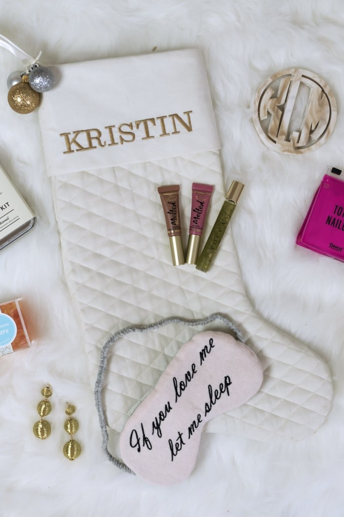 Gift Guide- Stocking Stuffers For Her