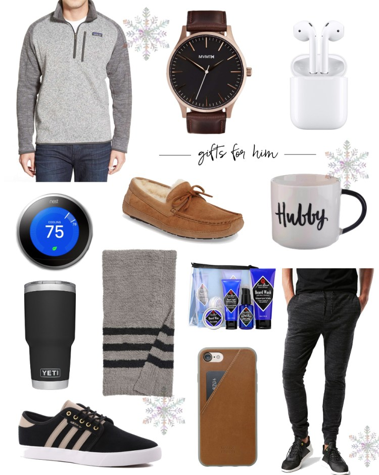 gift guide for the guys