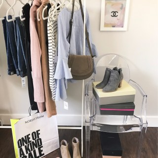 How To Prepare For The Nordstrom Anniversary Sale 2018
