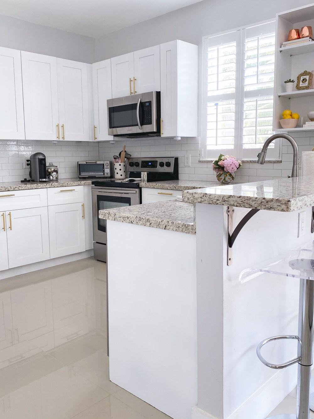 Fancy Things DIY Kitchen Remodel