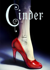 Cinder book cover