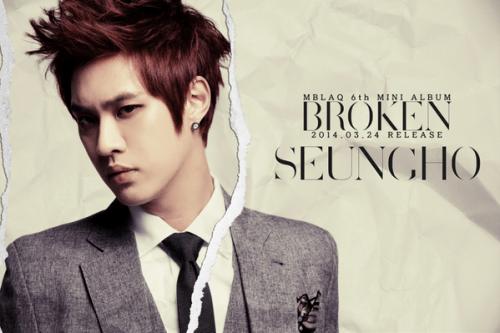 Seung Ho Broken