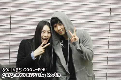 With Seopyeonje costar