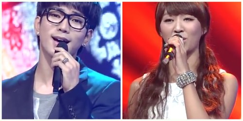G.O and Hyorin IMS2 Special Stage