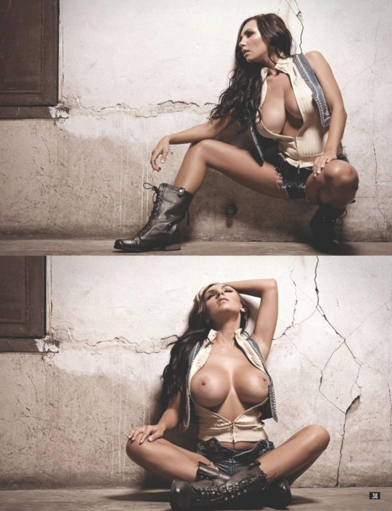Iryna Ivanova Topless 01