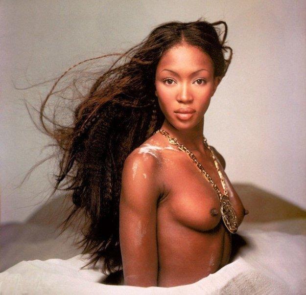 Naomi Campbell Naked 17