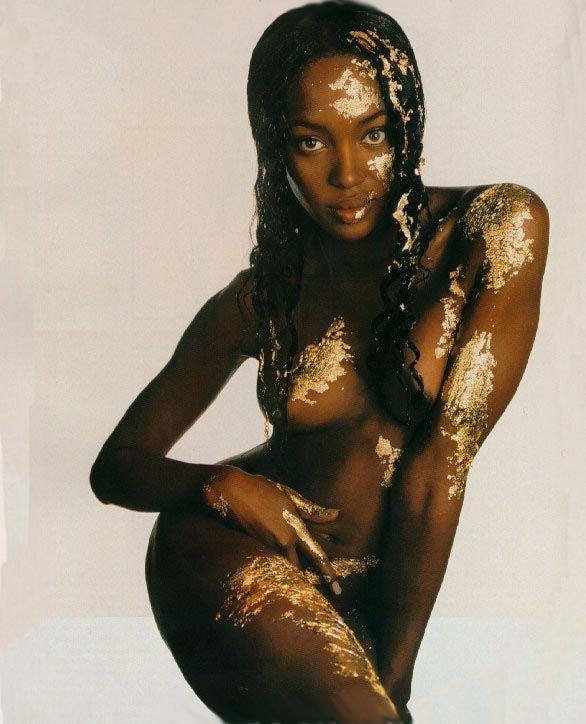 Naomi Campbell Naked 32