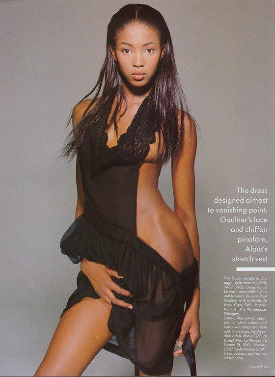 Naomi Campbell Naked 35