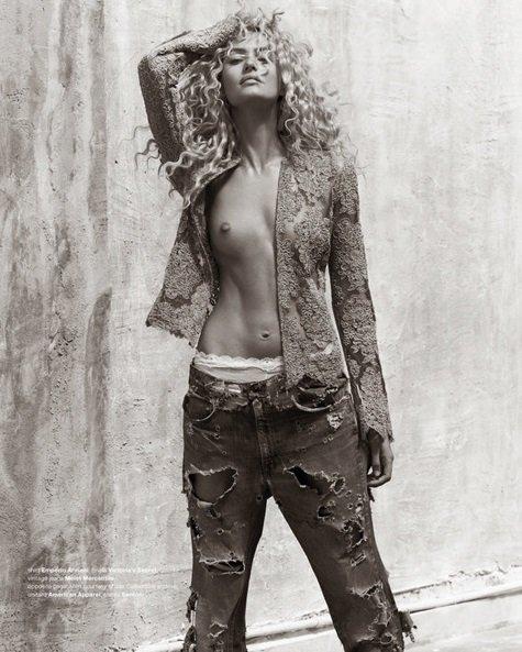 Candice Swanepoel Naked 34