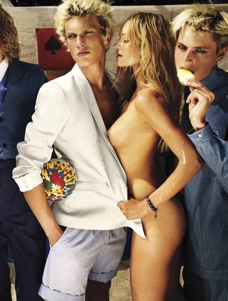 Candice Swanepoel Naked 48
