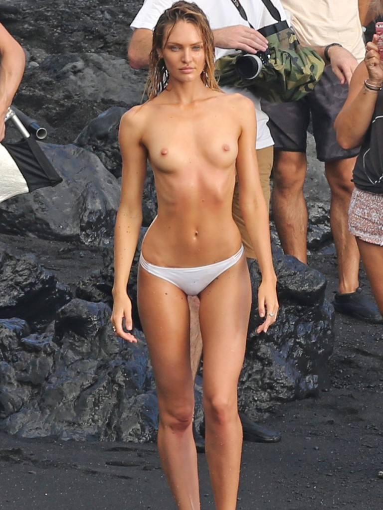 Candice Swanepoel Topless 03