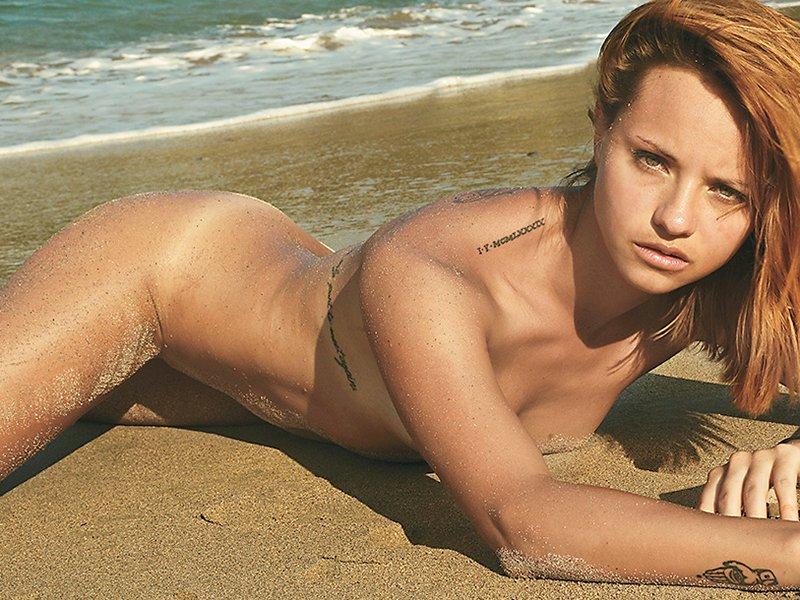Natalia Trivino Naked 05