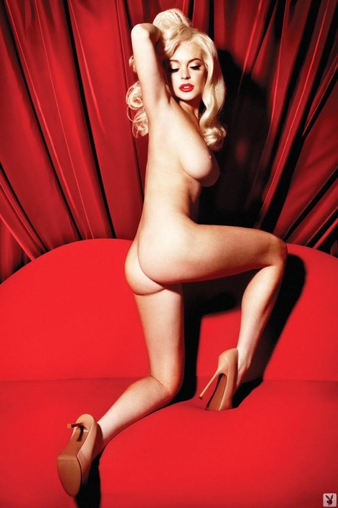 Lindsay Lohan Naked 01