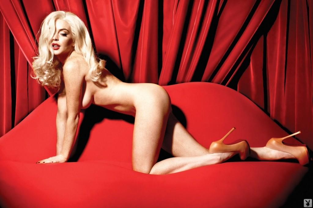 Lindsay Lohan Naked 06