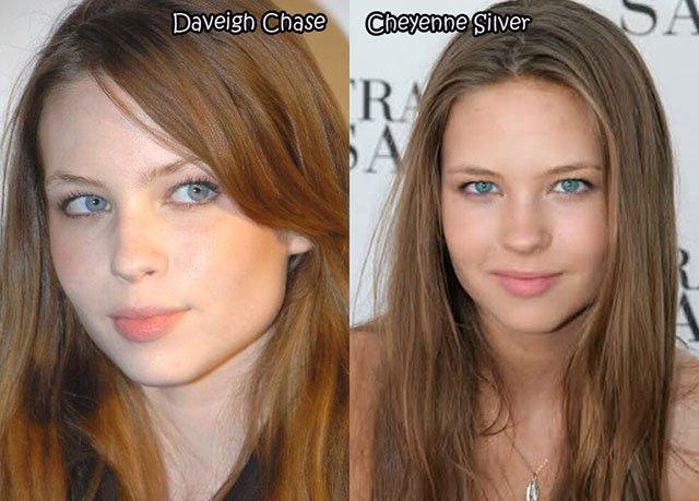 13.Daveigh Chase Cheyenne Silver