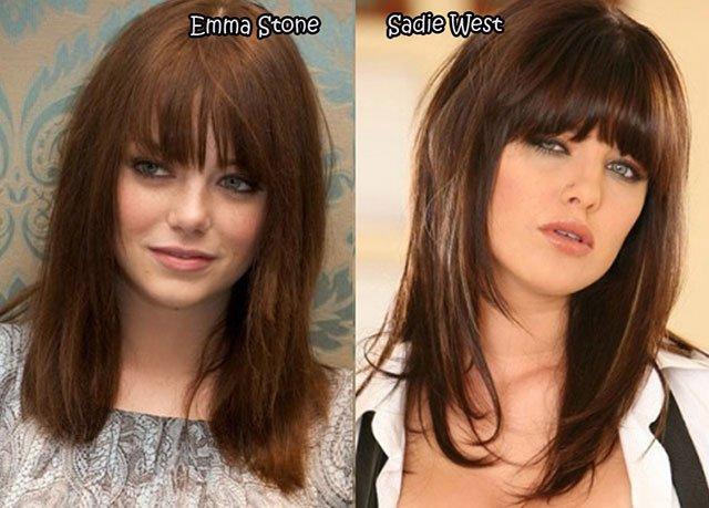 22.Emma Stone Sadie West