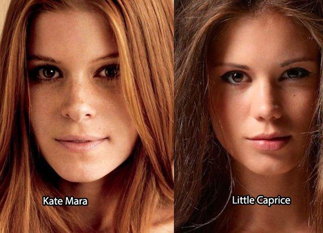 41.Kate Mara Little Caprice