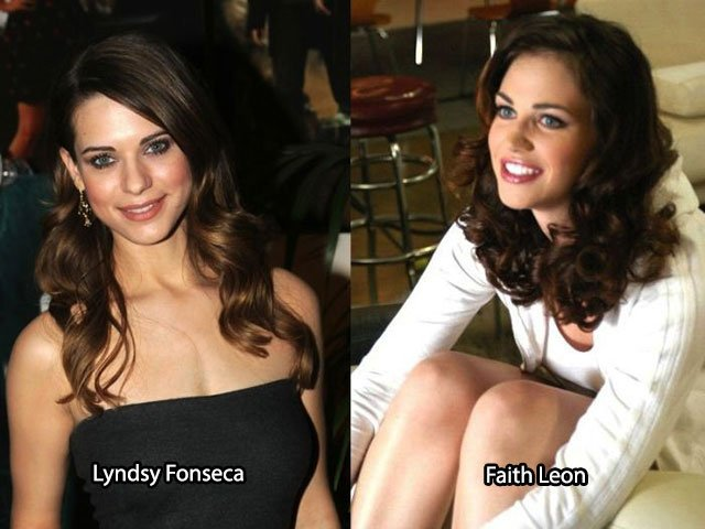 48.Lyndsy Fonseca Faith Leon