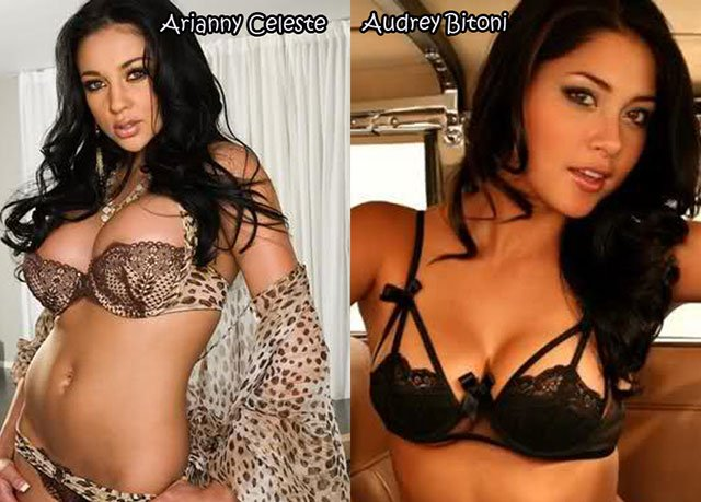 8.Arianny Celeste Audrey Bitoni