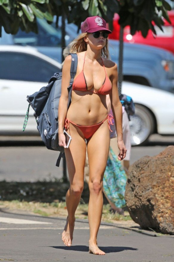 Charlotte McKinney bikini thefappening.so-0028