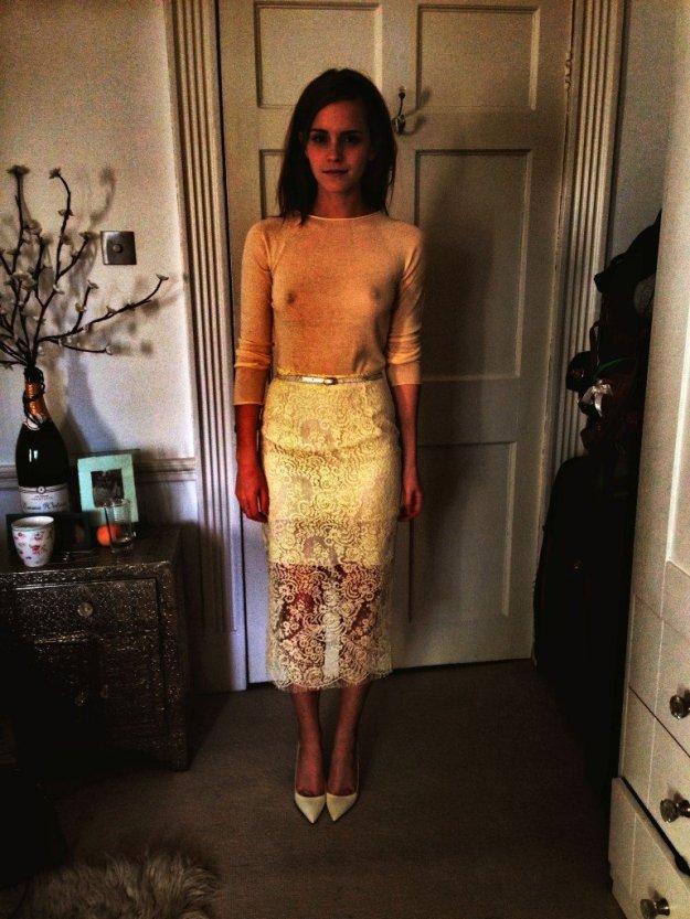 Emma Watson See Through 2