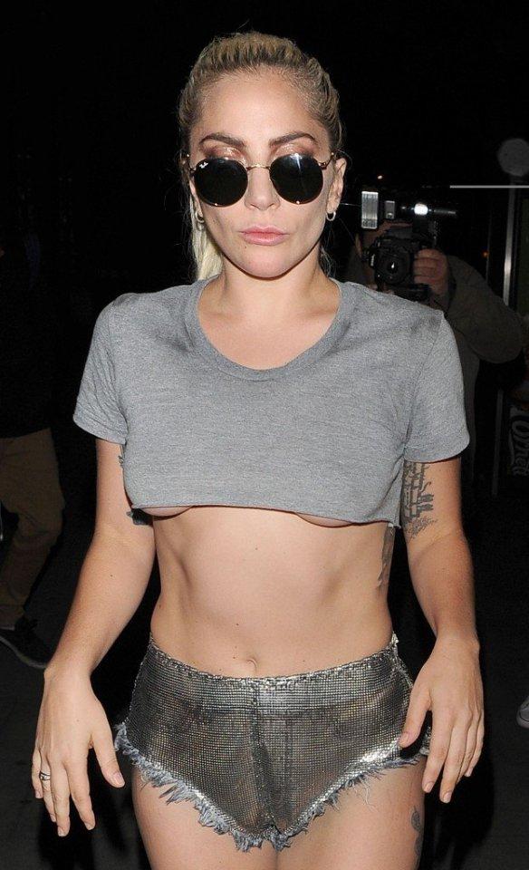Lady Gaga Underboob thefappening.so-0051