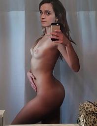 Emma Watson Naked Selfie 3