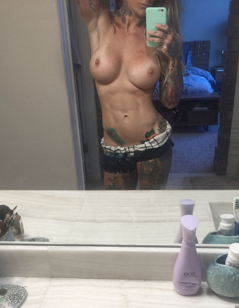 Krissy mae cagney nude selfies leaked new pics