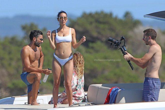 Maria Pedraza Bikini 3