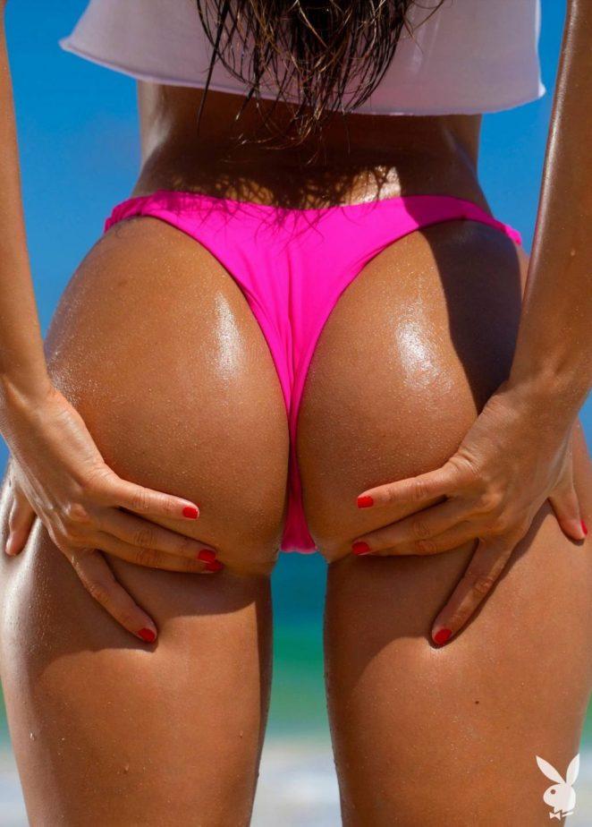 Priscilla Huggins Ortiz Topless 3