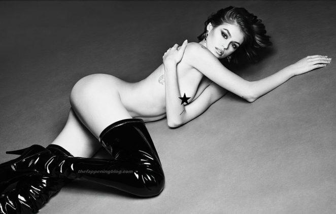 Kaia Gerber Naked 3