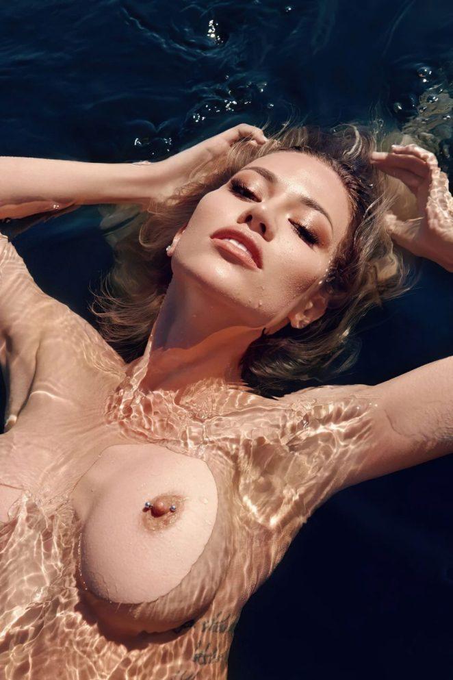 Liya Sitdikova Naked 3