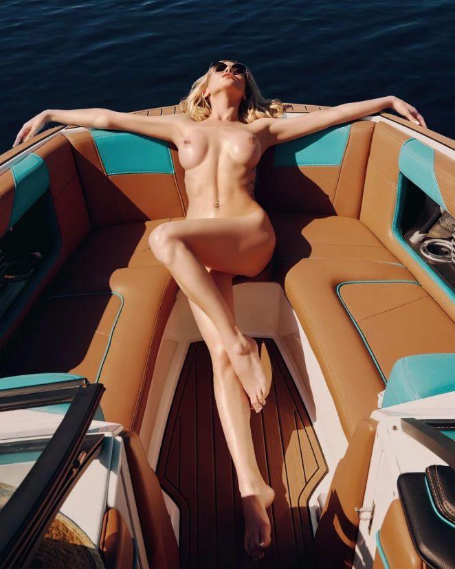 Liya Sitdikova Naked 2