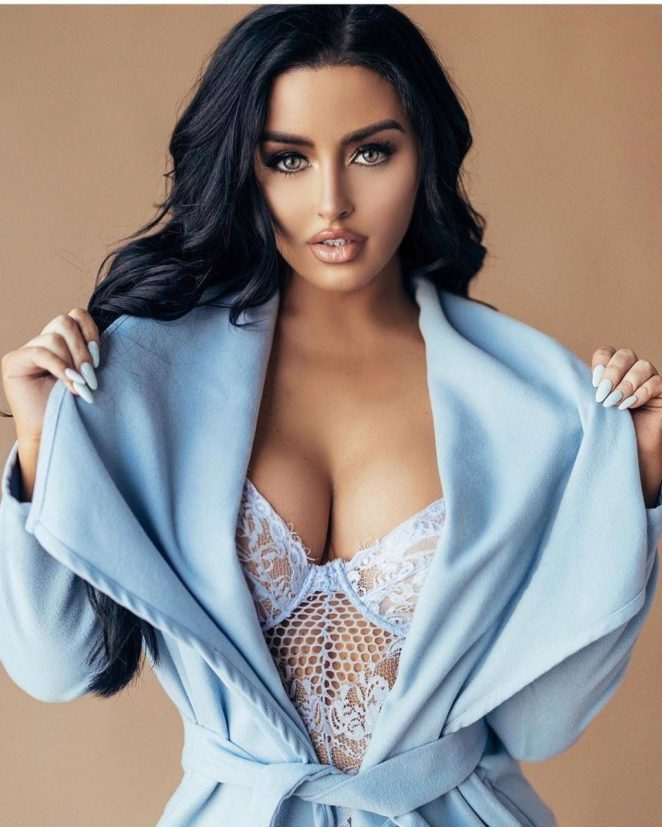 Abigail Ratchford Naked 4