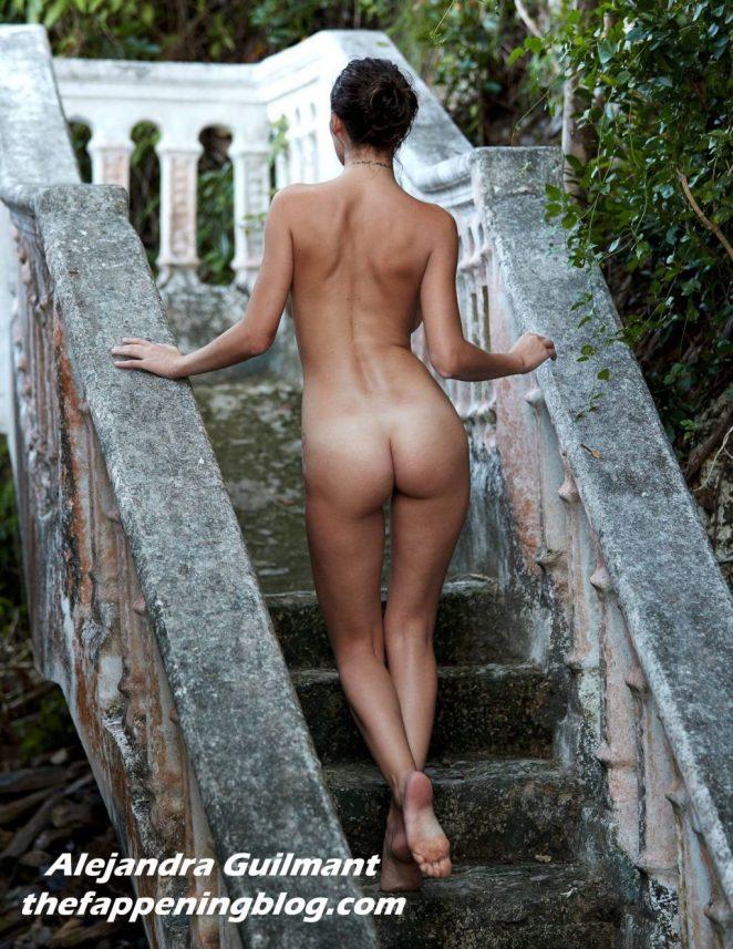 Alejandra Guilmant Naked 4