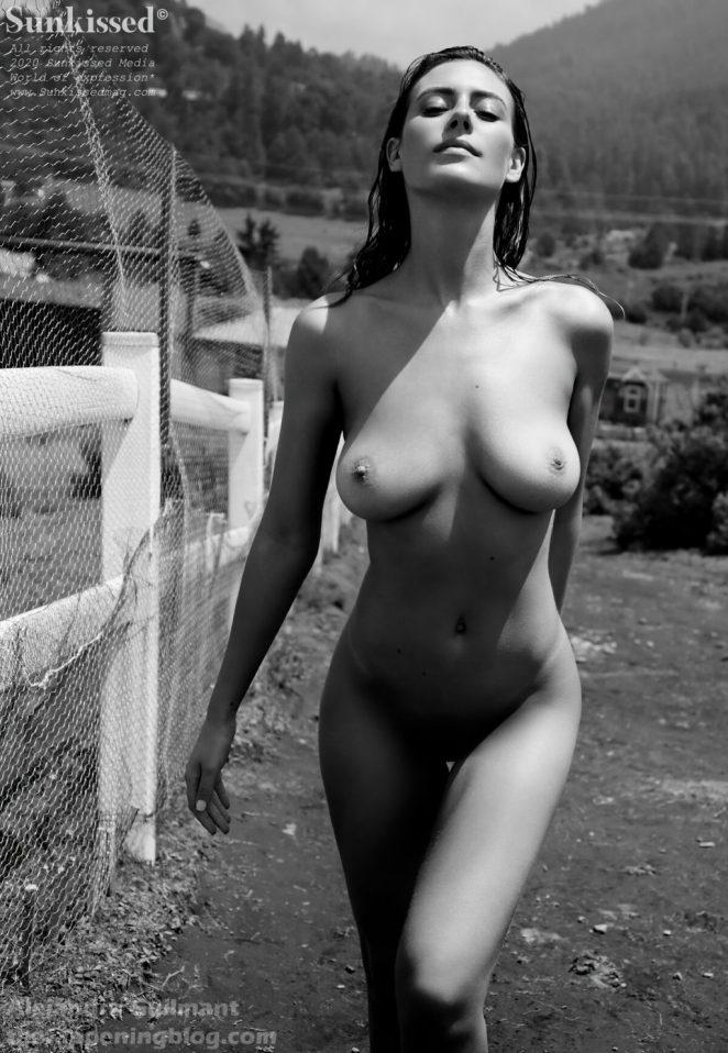 Alejandra Guilmant Naked 5