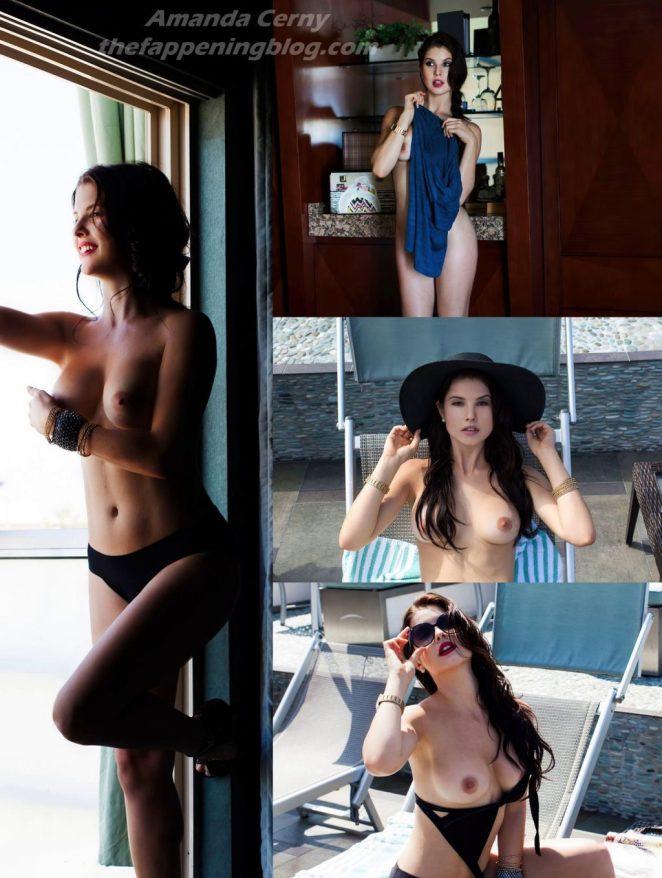 Amanda Cerny Topless 2
