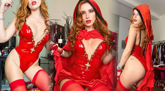 Bella Thorne Erotic 2