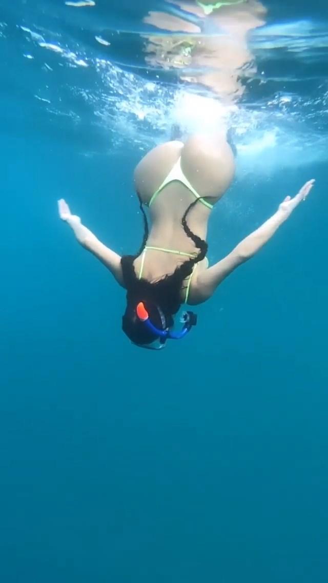 Demi Rose Bikini 3
