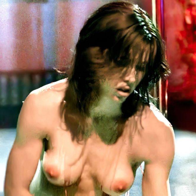 Jessica Biel Topless 4