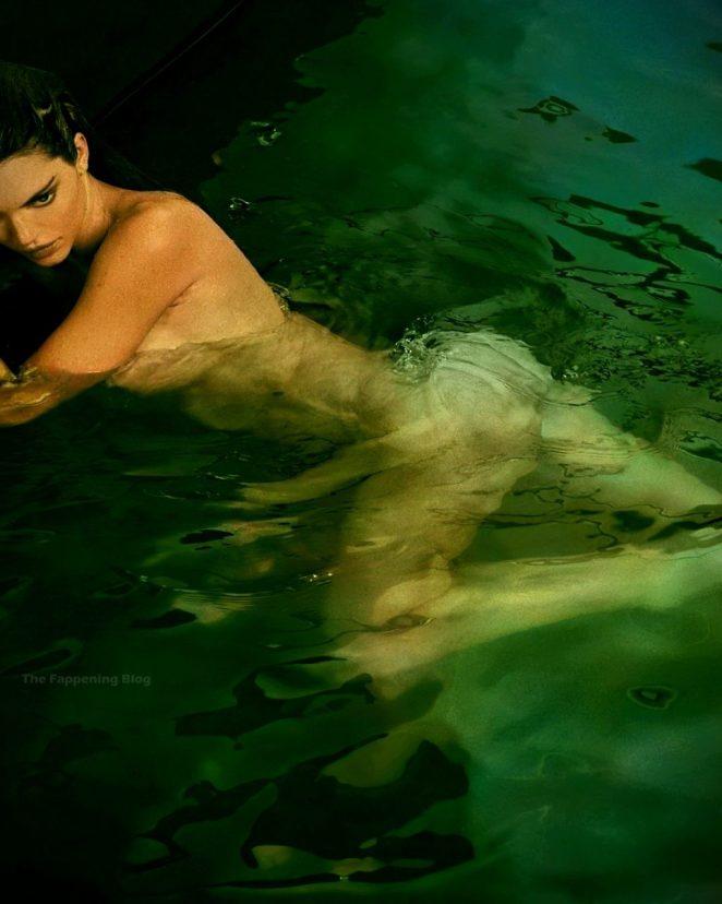 Kendall Jenner Naked 3