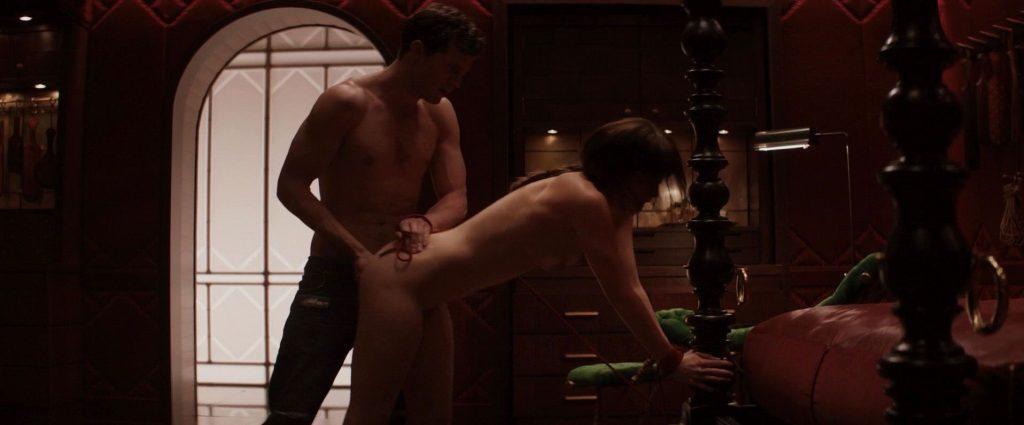 Dakota Johnson Nude – Fifty Shades of Grey (2015) HD 1080p [uncut version]