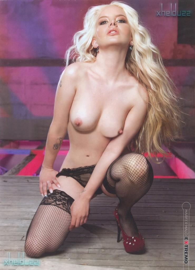 Maria 'Fuzz' Malo Naked (30 Photos)