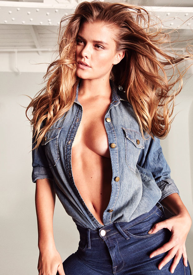 Nina Agdal Naked (9 Photos)