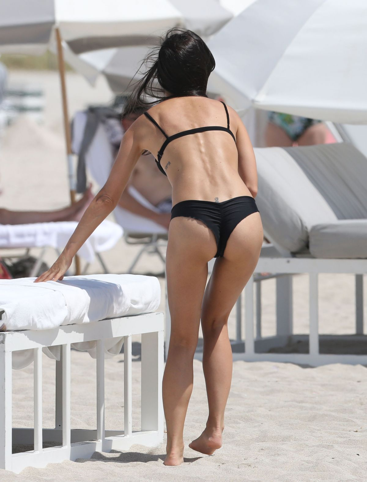 Cara Santana in a Bikini (10 Photos)
