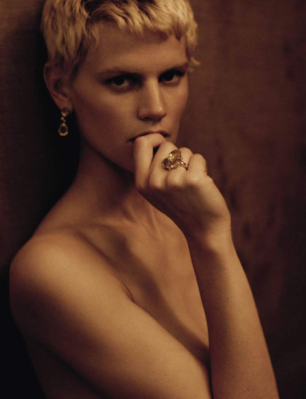 Saskia de Brauw Naked (10 Photos)