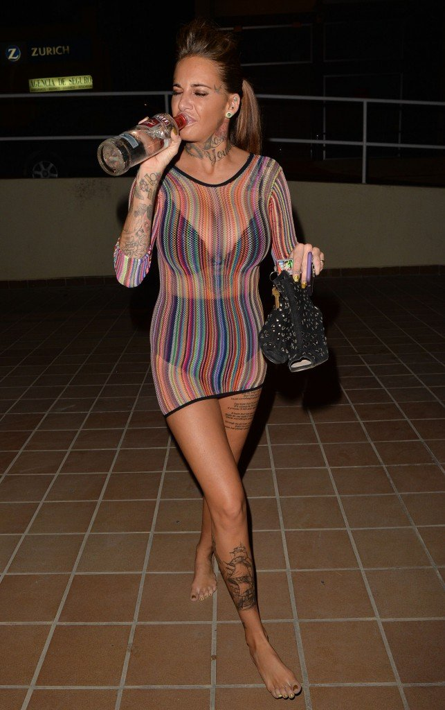 Jemma Lucy See Through (47 Photos)