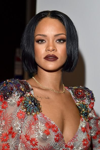 Rihanna See Through (29 Photos)