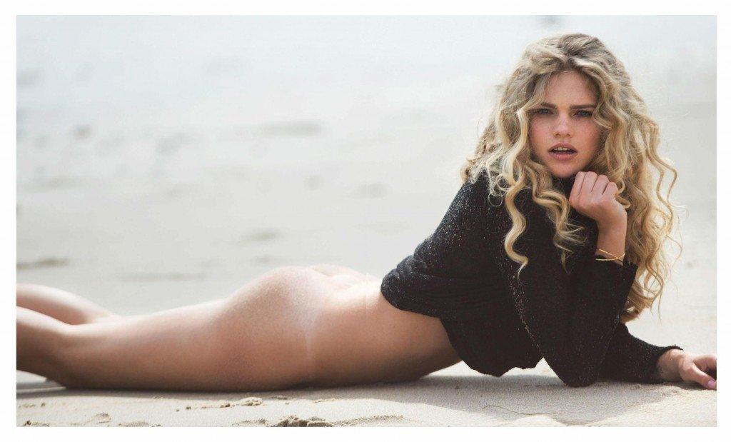 Valerie van der Graaf Nude & Sexy (9 Photos)