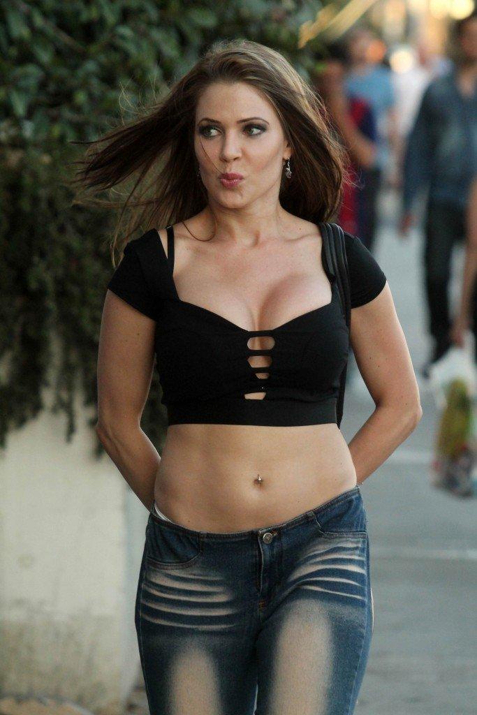 Erika Jordan Ass (17 Photos)